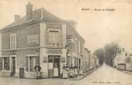 SIVRY ROUTE DU CHATELET EDIT ROBIN - France