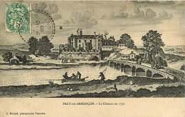 89 - 031016 - PACY SUR ARMANCON - Le Château En 1750 - Autres Communes