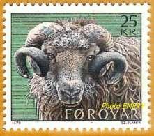 Féroé **LUXE 1979 P 36 - Féroé (Iles)