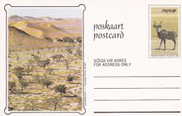 Sud Ouest Africain - Entiers Postaux - Timbres
