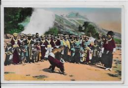 CPSM LAOS Asie Indochine Non Circulé Danses Méos - Laos