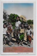 CPSM LAOS Asie Indochine Non Circulé Type Ethnic - Laos