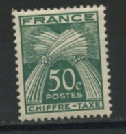 FRANCE - TAXE  - N° Yvert 69** - Segnatasse