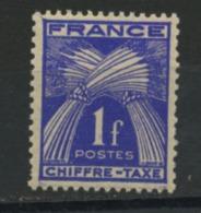 FRANCE - TAXE  - N° Yvert 70** - Segnatasse