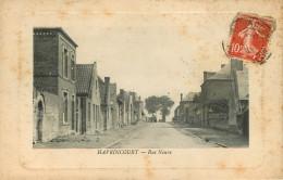Dép 62 - Havrincourt - Rue Neuve - état - Francia