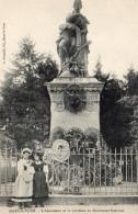 8225. CPA 54 MARS-LA-TOUR. L'ALSACIENNE ET LA LORRAINE AU MONUMENT NATIONAL. - Autres Communes