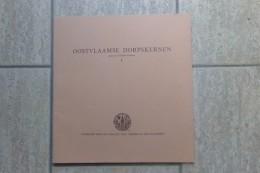 Oostvlaamse Dorpskernen Gezien Door Herman Verbaere, 1982, Dikkele, Kalken, Kaprijke, Mespelare, Nokere, Oordegem, - Libros, Revistas, Cómics