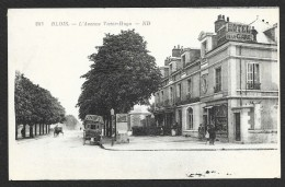 BLOIS L'Avenue Victor Hugo (ND) Loir & Cher (41) - Blois