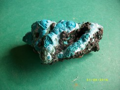 Trés Beau Chrysocolle - Minerali
