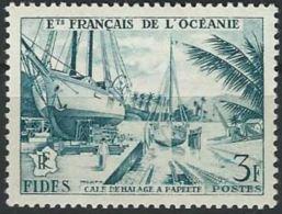 "Oceanie Yt 204 "" FIDES "" 1955 Neuf** - Nuevos"