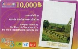 Mobilecard Laos - Landschaft,landscape (1) - Laos