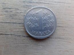 Finlande  1  Markka 1982  Km 49 - Finlande
