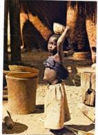 VÖLKERKUNDE / Ethnic - Haute-Volta, Wolokonto - Burkina Faso