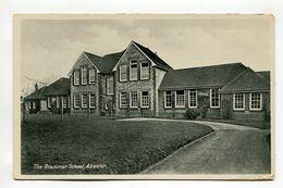 The Grammer School, Alcester. - England