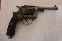 Revolver St Etienne Mod 92 - Armes Neutralisées