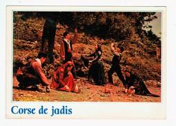 Aun 239  Cpm Folklore Corse ! Corse De Jadis  ACHAT DIRECT !!! - Corse