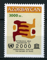 2000 - AZERBAIJAN -  Mi.  Nr. 489 -  NH - ( **) - (G-EA-371689.2) - Azerbaijan