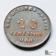 Perú - 20 Centavos - 1935 - Perú