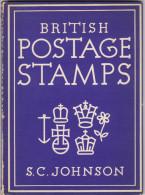 BRITISH POSTAGE STAMPS    S. C.  JOHNSON  47 Pages - Fachliteratur