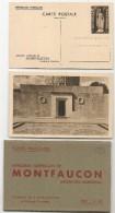 FRANCE - Mémorial De Montfaucon - Pochette Avec 5 Entiers - Vf UNUSED - Postales Tipos Y (antes De 1995)