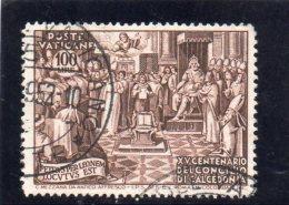 VATICAN 1951 O - Usados