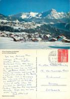Chesieres, Villars, VD Vaud, Switzerland Postcard Posted 1965 Stamp - VD Vaud