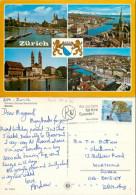 Zurich, ZH Zurich, Switzerland Postcard Posted 1985 Stamp - ZH Zurich