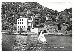 ISOLA DEL GIGLIO - PORTO - DEMO'S HOTEL  VIAGGIATA FG - Livorno