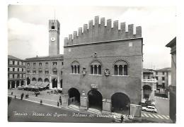 TREVISO - PIAZZA DEI SIGNORI - PALAZZO DEI TRECENTO   VIAGGIATA FG - Treviso
