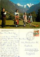 Alpenhorn, Switzerland Postcard Posted 1974 Stamp - Non Classificati