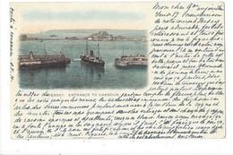 15652 - Jersey Entrance To Harbour Bateaux - Jersey
