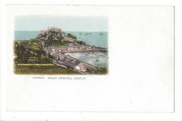 15653 - Jersey Mont Orgueil Castle - Jersey