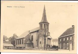 CPA / AK / PK   -  AAIGEM  Kerk En Pastorij - Erpe-Mere