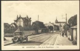 Argentan - Rue De La République - Argentan