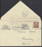 ALLEMAGNE - 1941 - Enveloppe De Ludwigshafen Vers Heidelberg - - Deutschland