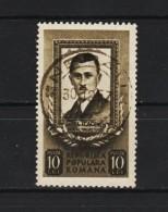 1951, P.TACENCKO  Mi No 1294 Et Yv 1178 - Usado