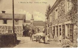 Moulin Du Ruy - Centre Du Village Attelage - Manhay