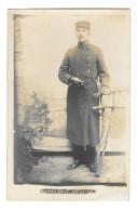 BEAUNE (21) Carte Photo Militaire En Uniforme - Beaune