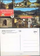 Ak  Deutschland - Fischbach (Nahe ) - Kupferbergwerk - Wappen - Idar Oberstein
