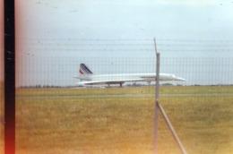 Photo Concorde - Lieu Possible Toulouse Blagnac ? - Ce N'est Pas Une CP - 1946-....: Moderne