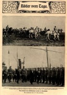 Besuch Des Präsidenten Loubet In Russl./Kongreß Wissenschaftl.Luftschiffahrten Im Reichstag / Druck A.Zeitschrift , 1902 - Zeitungen & Zeitschriften