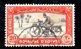 T770 - EGITTO 1926 , Lettere Espresso Il N. 2 Usato - Egitto