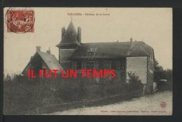 08 VOUZIERS - Château De La Corre - 1910 - Vouziers
