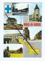 CPM  -  Marcq En Baroeul  - Multivues - Marcq En Baroeul