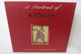 "2 CDs ""A Portrait Of TANGO"" CD-Set Mit 48 Tracks - Dance, Techno & House"