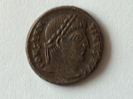 ROMAINENUMMUSCONSTANTIN I A IDENTIFIER 3.5g 1.8cm - 7. L'Empire Chrétien (307 à 363)