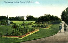 DUBLIN - THE PEOPLE'S GARDENS, PHOENIX PARK I309 - Dublin