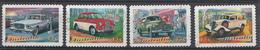 Australie 1997  Mi.nr: 1618-1621 Klassische Automobile   OBLITERE / USED / GEBRUIKT