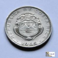 Costa Rica - 1 Colon - 1965 - Costa Rica