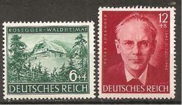DR 1943 // Michel 855/856 ** (1751) - Deutschland